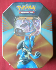 Pokémon, Pokébox 2021 collector, LUCARIO V, Neuve sous Blister
