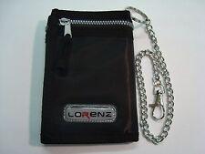 Lorenz Boys Mens Wallet With Belt Clip Chain Money Coin Pouch Purse