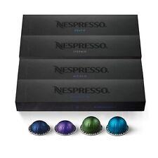 Nespresso Capsules VertuoLine , Intense Variety Pack, Dark Roast Coffee 40 count