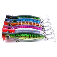 Big Popper Fishing Lure Hard Artificial Bait Fishing Crankbait Wobblers C PM