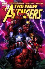 New Avengers Vol. 1 (2005-2010) #1 (Finch Variant)