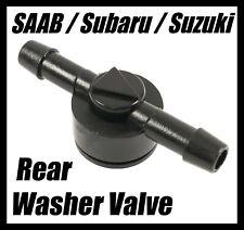 1x Rear Washer Jet Valve for SAAB Subaru Suzuki Triumph Windscreen Windshield