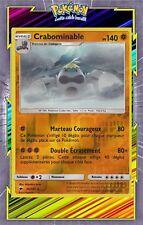 Crabominable Reverse-SL3:Ombres Ardentes- 74/147 - Carte Pokemon Neuve Française