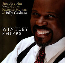 Wintley Phipps - Just As I Am - Favorite Hymns Of Billy Graham CD 2005