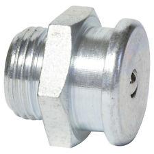 """G 3/8"""" [10 Stück] DIN 3404 Ø 22 Flachschmiernippel Stahl verzinkt"""