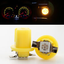 30Pcs Amber B8.5 Instrument Panel light 1SMD 5050 LED Bulbs For BMW E32 E34 E36