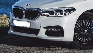 BMW G30 5 Series Sedan 2017+ Genuine M Aerodynamic Retrofit Body Kit Primed NEW