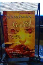 The Sandman Volume 1 Preludes & Nocturnes Vertigo Dc Tpb by Neil Gaiman Morpheus