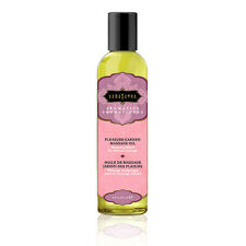 OLIO lubrificante PER MASSAGGI KAMASUTRA AROMATIC MASSAGE OIL PLEASURE GARDEN