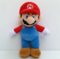 New Super Mario Brothers Plush Doll Stuffed Animal Figure Toy 10""
