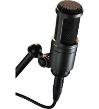 Audio Technica AT-2020 Cardioid Condenser Microphone for Studio - AT2020 XLR