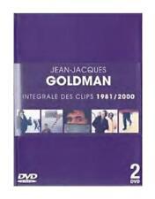 Jean-Jacques GOLDMAN - Intégrale des Clips 1981 / 2000