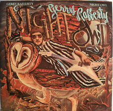Gerry Rafferty - Night Owl / Why Won't you Talk to Me - United Artists UP 36512