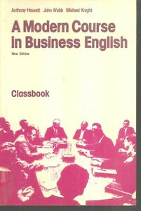 A modern course in business english.Classbook  .Oxford University Press MB11