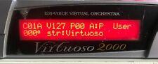 E-mu LCD display for Proteus 2000 2500 B-3 Virtuoso Vintage Pro Planet Earth