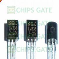 5PCS LM336Z2.5 Encapsulation:TO92,Programmable Shunt Regulator