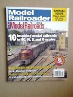 Model Railroader 2005