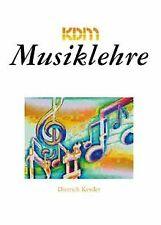 Musiklehre von Dietrich Kessler | Buch | Zustand gut