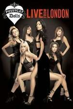 DVD   Live from London di Pussycat Dolls   COME NUOVO   2006