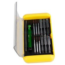 14 in 1 Screwdriver Spudger Set Repair Opening Tool Kit for iPhone/iPad