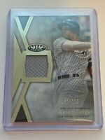 2020 Topps Tier One Aaron Judge Tier One Relic #057/395 - New York Yankees