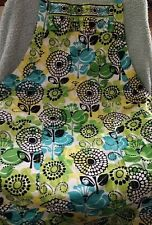 New listing Vera Bradley Full Size Bib / Apron in Lime's Up Pattern - Excellent Condition