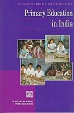 Primary Education in India (Development in Practice)-ExLibrary