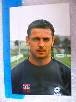 Press Photo- Unknown Football Player Photo (apx. 15x10 cm)