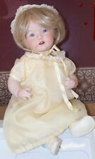 ALL PORCELAIN BISQUE ~ BABY DOLL ... LOVELY!
