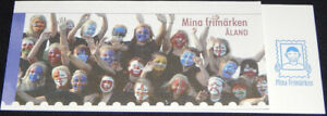 Aland 2009 Sport, Island Games, Athlete, Complete Booklet, MNH/UNM