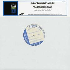Cannonball Adderley Alisons Uncle. 200 Gram 45rpm 12-inch Vinyl LP. New & Sealed