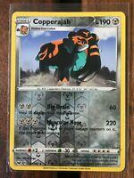 Pokemon Card   COPPERAJAH   Reverse Holo Rare  137/202   SWORD & SHIELD  *M*