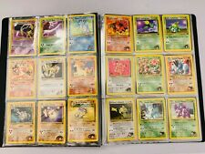 2000 Pokemon Gym Challenge Part Compete Set - 103 out of 132 cards - Near Mint
