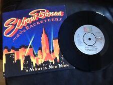 Codo de los huesos y la Merced. una noche en Nueva York. 1983.