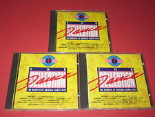 V.A. / The Dance Collection (Switzerland, CBC 8001) No Barcode  - 3 CD-Set