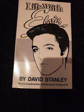Elvis Presley Book Life With Elvis By Step Brother David Stanley