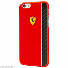 Ferrari Glossy Mobile Phone Cases & Covers for Apple