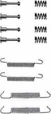 Mintex Rear Brake Shoes Accessory Fitting Kit MBA621  - 5 YEAR WARRANTY