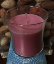 Partylite Berry Vanilla Escential Jar Candle $16 New Strongest Jar 30% disc