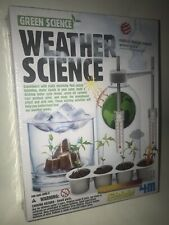 Weather Science+4M Weather Station Kits Geology Earth Sciences Learning