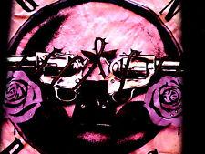 Guns N Roses Vintage Ladies T-Shirt Womens Rock N Roll Axl Rose Heavy Metal Sexy