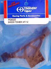 Thunder Tiger PD8025 Tour Amortisseurs MT-12 Shock Tower Set modélisme