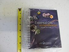 6th Purple Retired NEW Essential OILS POCKET REFERENCE Life Science book guide