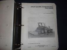 Case 570lxt 580l Construction King Backhoe Loader Parts Manual Book 8 9941