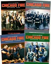 CHICAGO FIRE: The Complete TV Series Seasons 1-4 DVD NEW Season 1 2 3 4