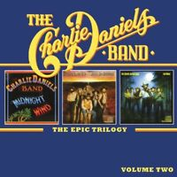 CHARLY BAND DANIELS - THE EPIC TRILOGY 2 2 CD NEW!