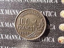 FRANCIA 100 FRANCS COPPER-NICKEL 1955  COD. FRANCIA-109