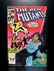 COMICS: Marvel: The New Mutants #13 (1984), 1st Cypher/Magma app - RARE