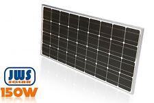 Solarpanel Solarmodul 12 V 150Watt 150 W Solarzelle 12 Volt Solar Monokristallin