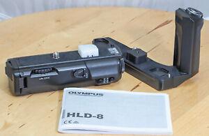 Olympus HLD-8 battery grip OM-D E-M5 Mk II